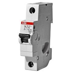 Выключатель автоматический однополюсный 16А С SH201L 4.5кА (SH201L C16)